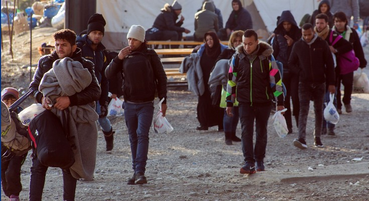 Αποτέλεσμα εικόνας για βόλος μετανάστες