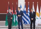 Κοινή δήλωση Ελλάδας - Ιορδανίας - Κύπρου: Στήριξη σε μια δίκαιη, συνολική και βιώσιμη επίλυση του Κυπριακού