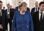 Την αποχώρηση των ρωσικών δυνάμεων από τα σύνορα της Ουκρανίας ζητά η «τριμερής» Γερμανίας-Γαλλίας-Ουκρανίας